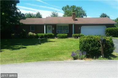 1248 FOX DEN DRIVE, Chambersburg in FRANKLIN County, PA 17202 Home for Sale