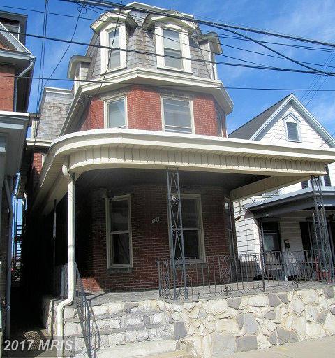 339 PHILADELPHIA AVENUE, Chambersburg in FRANKLIN County, PA 17201 Home for Sale