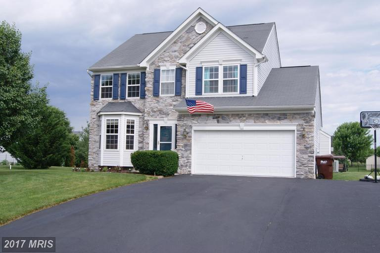 2889 GALAXY DRIVE, Chambersburg in FRANKLIN County, PA 17202 Home for Sale