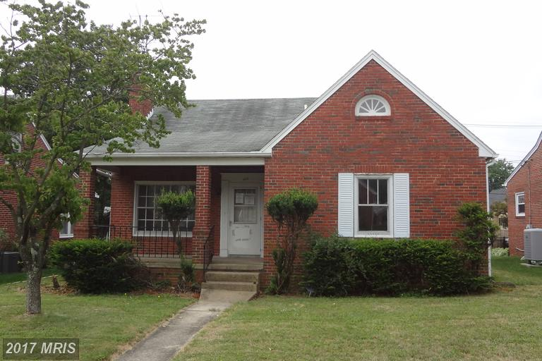 102 FREDERICK AVENUE, Frederick in FREDERICK County, MD 21701 Home for Sale
