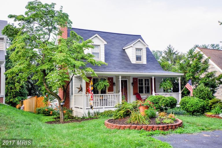 1643 SHOOKSTOWN ROAD, Frederick in FREDERICK County, MD 21702 Home for Sale