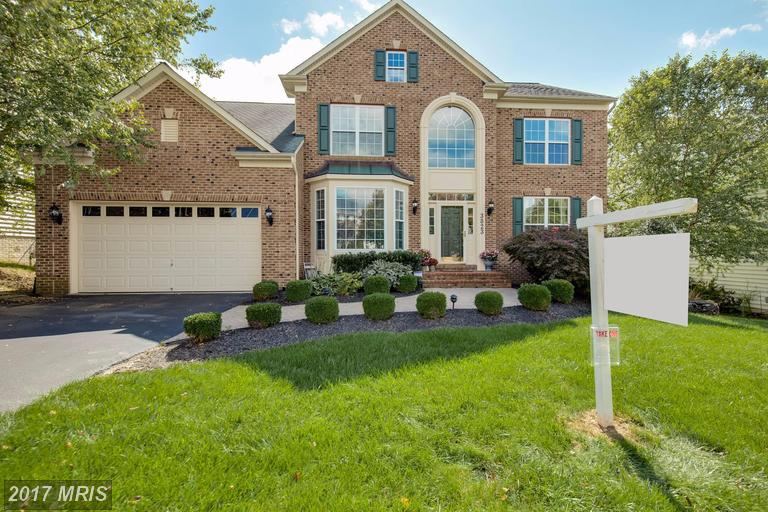 3823 KENDALL DRIVE, Frederick in FREDERICK County, MD 21704 Home for Sale
