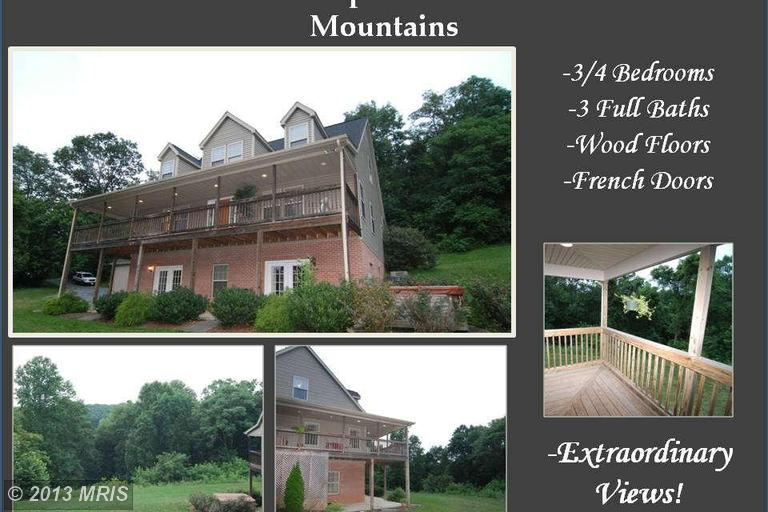 5 acres in Myersville, Maryland