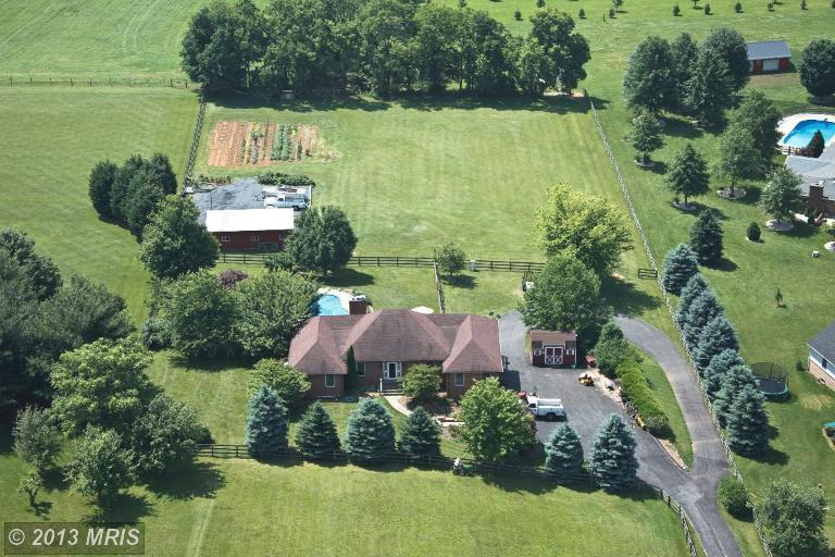 2.42 acres in Myersville, Maryland