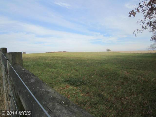 Image of Acreage for Sale near Union Bridge, Maryland, in Frederick county: 2.64 acres