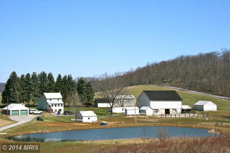 49.24 acres in Myersville, Maryland