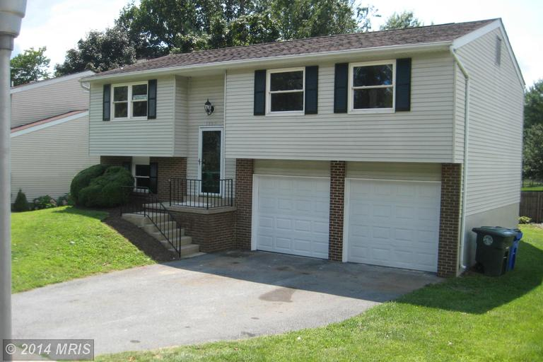 One of Frederick 3 Bedroom Homes for Sale