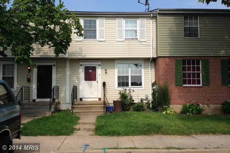 One of Frederick 3 Bedroom Short Sale Homes for Sale