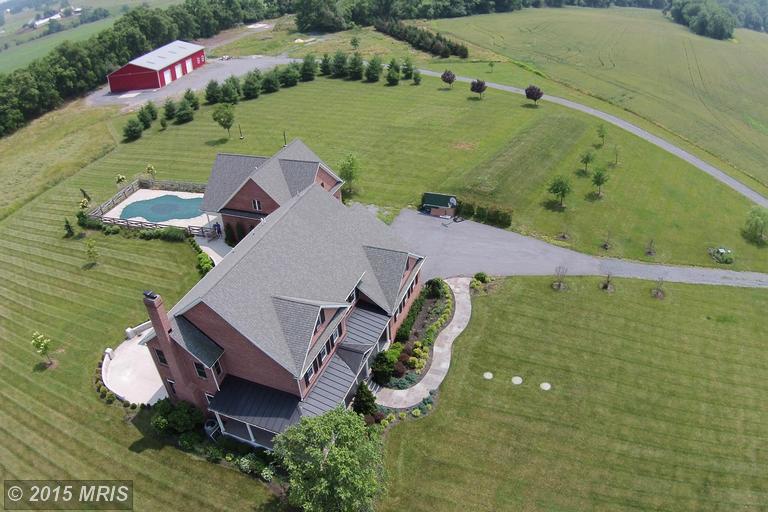 9.82 acres Keymar, MD