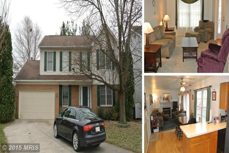 622 Winterspice Dr, Frederick, MD 21703