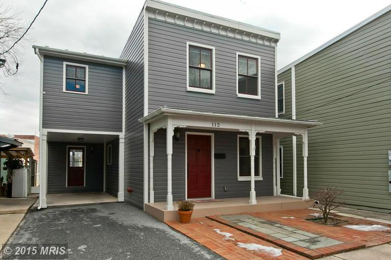112 Water St, Frederick, MD 21701