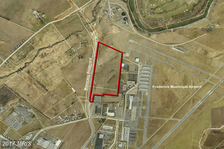 Image of Acreage for Sale near Frederick, Maryland, in Frederick county: 34.47 acres
