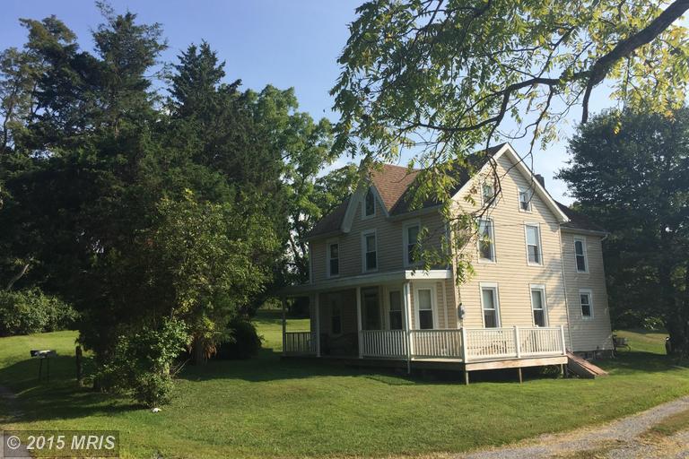 22.61 acres Myersville, MD