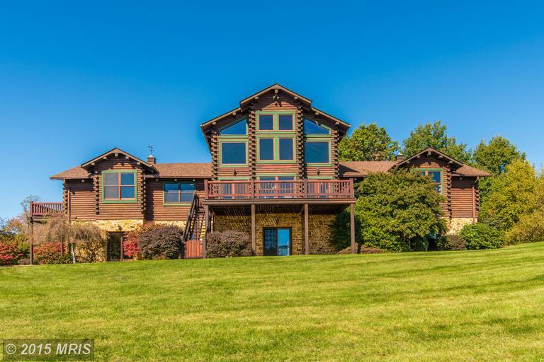 6.77 acres Myersville, MD