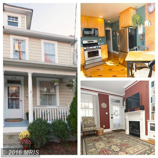 214 Dill Ave, Frederick, MD 21701