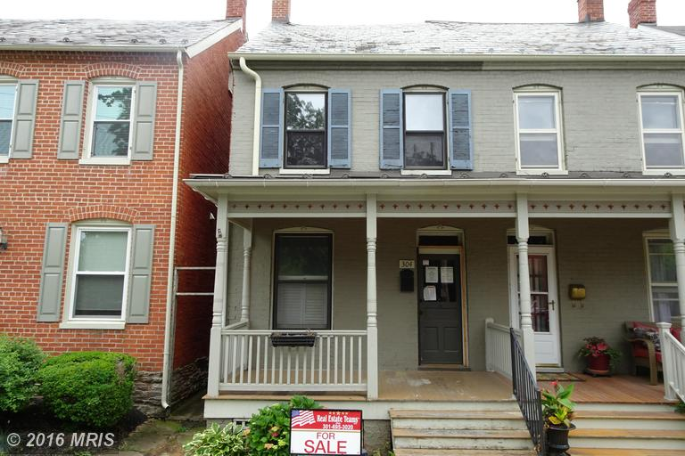 304 Park Ave, Frederick, MD 21701