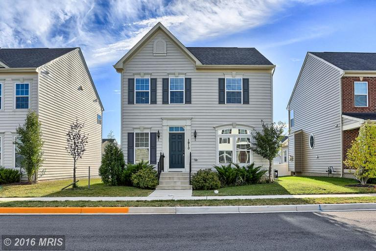 1910 REGIMENT WAY, Frederick in FREDERICK County, MD 21702 Home for Sale
