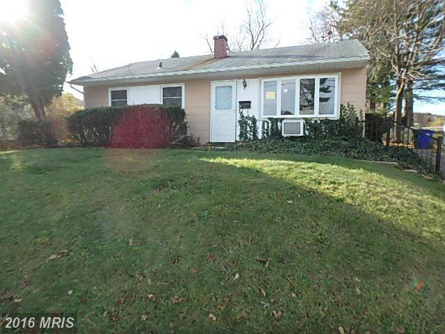 502 PEARL STREET, Frederick in FREDERICK County, MD 21701 Home for Sale