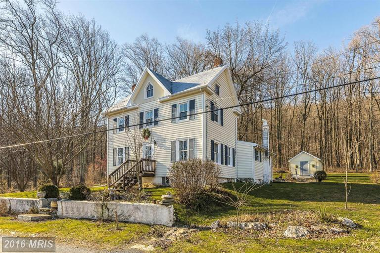 Farm House, Detached - MIDDLETOWN, MD (photo 1)