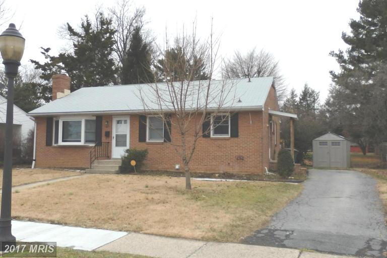 903 PINE AVENUE, Frederick in FREDERICK County, MD 21701 Home for Sale
