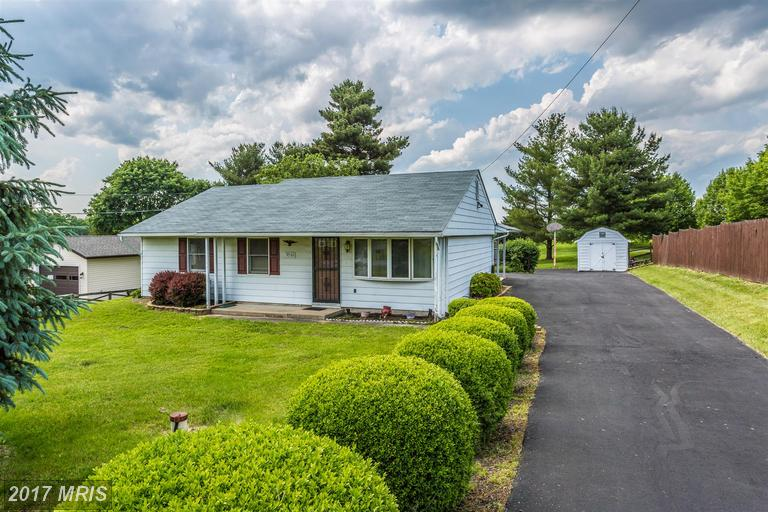 9532 LIBERTY ROAD, Frederick in FREDERICK County, MD 21701 Home for Sale