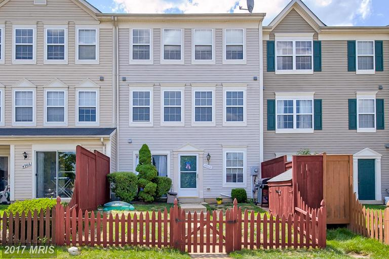 4968 CLARENDON TERRACE, Frederick in FREDERICK County, MD 21703 Home for Sale