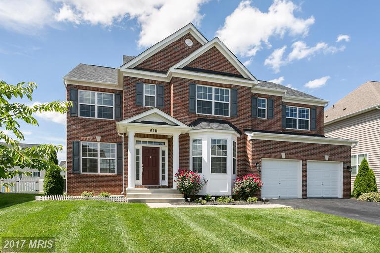 6211 ALAN LINTON BOULEVARD WEST, Frederick in FREDERICK County, MD 21703 Home for Sale