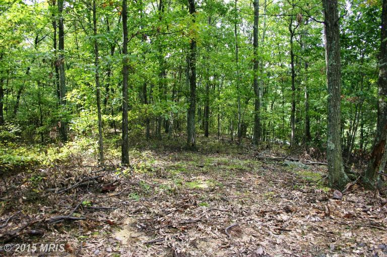 Image of Acreage for Sale near Warfordsburg, Pennsylvania, in Fulton county: 3.52 acres