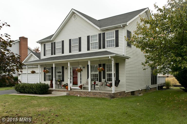 108 Barkwood Dr, Stephens City, VA 22655