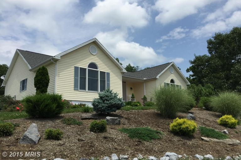One of Winchester 4 Bedroom Ranch Homes for Sale