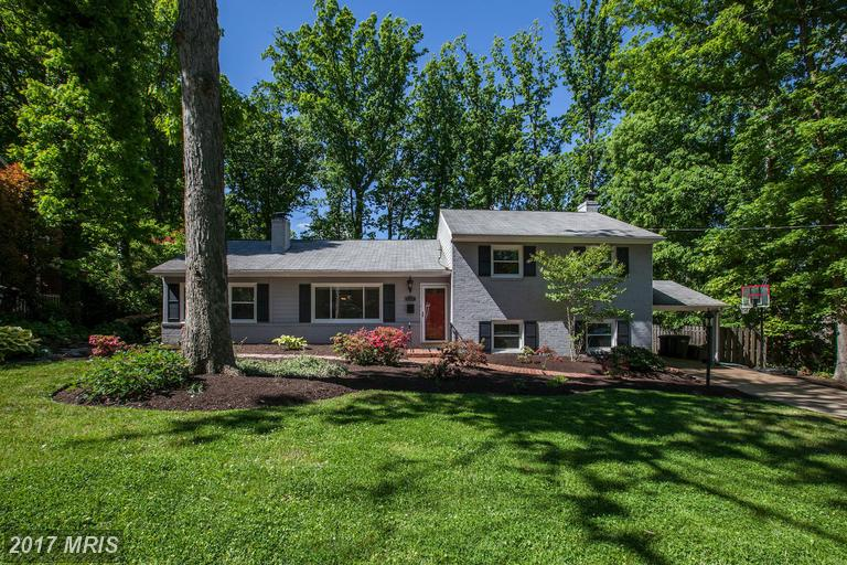 6351 CAROLYN DRIVE, Lake Barcroft in FAIRFAX County, VA 22044 Home for Sale