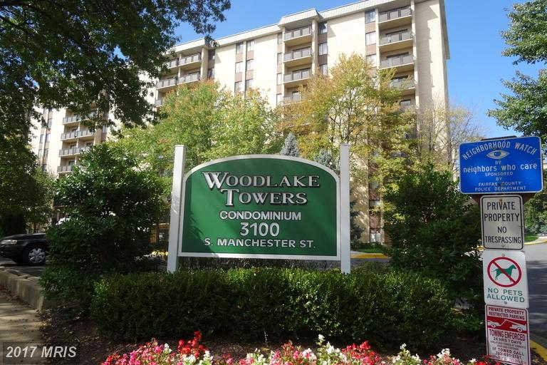 3100 MANCHESTER STREET SOUTH 422, Seven Corners in FAIRFAX County, VA 22044 Home for Sale