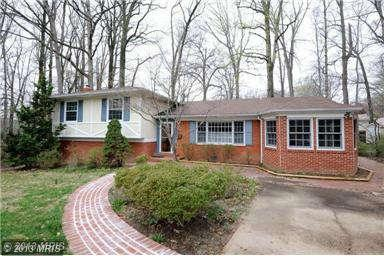 7820 Ravenel Court Listing in North Springfield