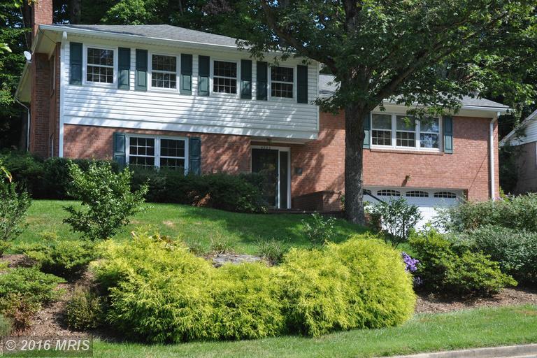 9322 GLENBROOK ROAD, Mantua in FAIRFAX County, VA 22031 Home for Sale