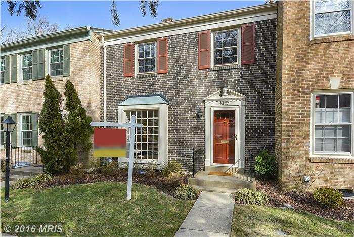 9277 BAILEY LANE, Mantua in FAIRFAX County, VA 22031 Home for Sale