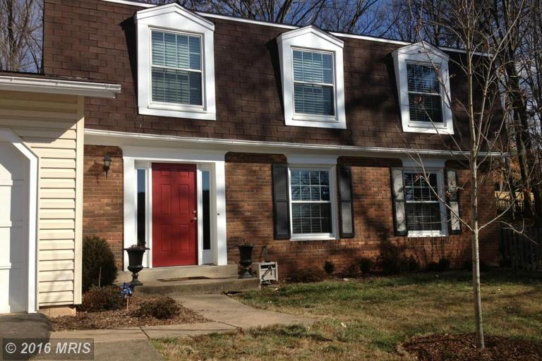 6900 Raspberry Plain Place Listing in Springfield North