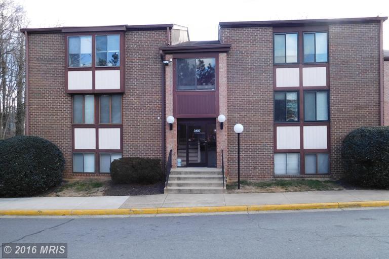 3107 BUCCANEER COURT 101, Mantua in FAIRFAX County, VA 22031 Home for Sale