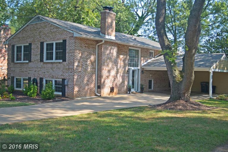 2881 GLENVALE DRIVE, Mantua in FAIRFAX County, VA 22031 Home for Sale