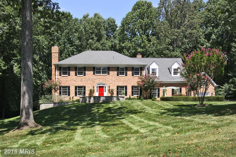10604 ALLENWOOD LANE, Great Falls in FAIRFAX County, VA 22066 Home for Sale