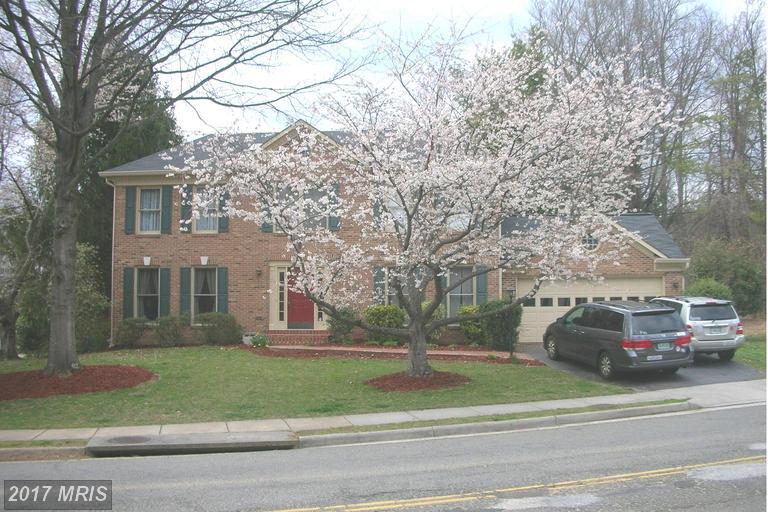 Colonial, Detached - SPRINGFIELD, VA (photo 1)