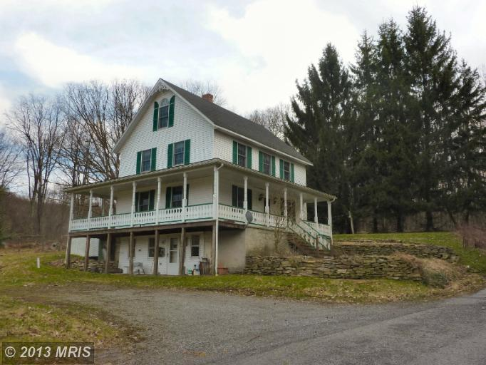 5.03 acres in Friendsville, Maryland