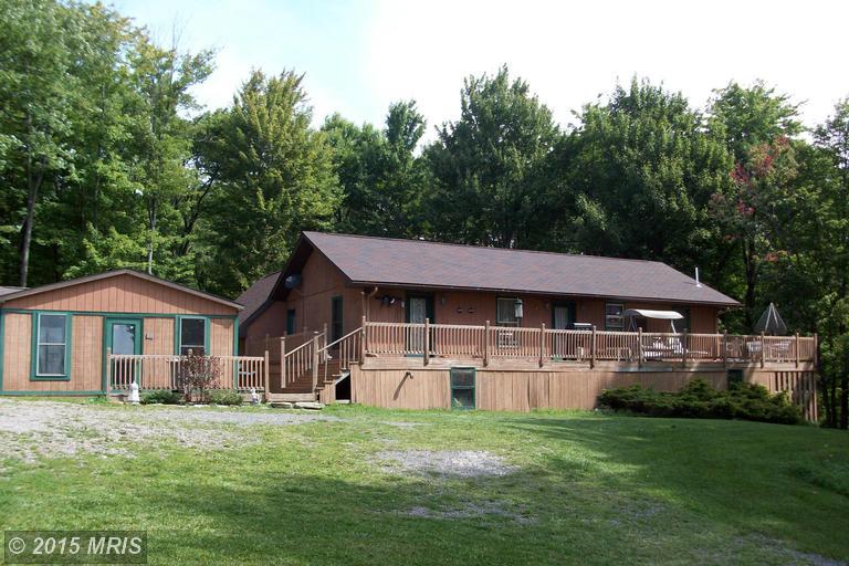 5.22 acres Grantsville, MD