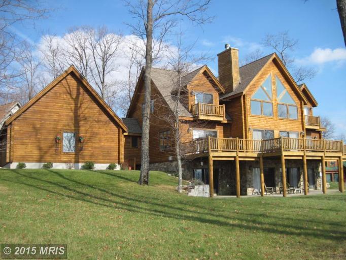 642 Deep Creek Highlands Rd, Mc Henry, MD 21541