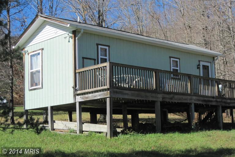 4.96 acres Grantsville, MD