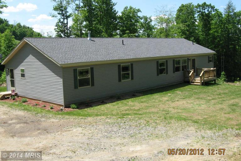 111.02 acres Friendsville, MD