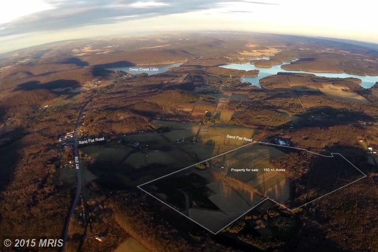149.52 acres Oakland, MD