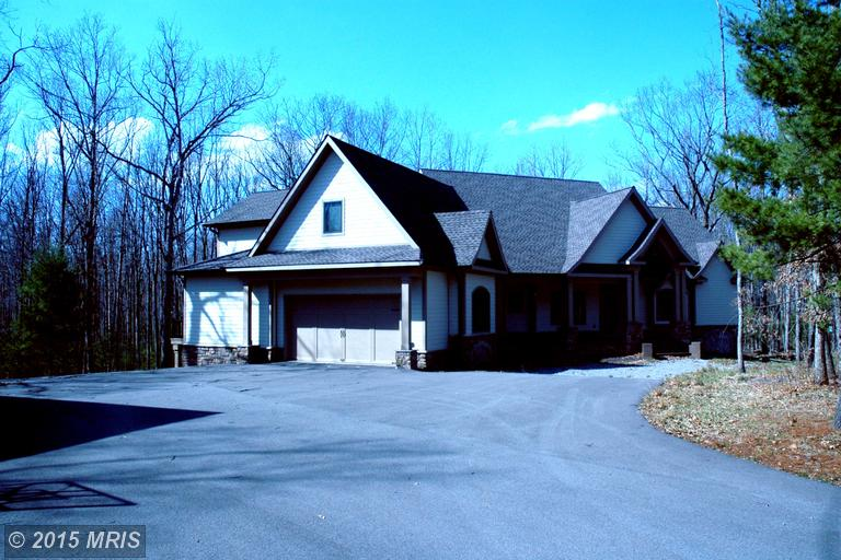 3 acres Swanton, MD
