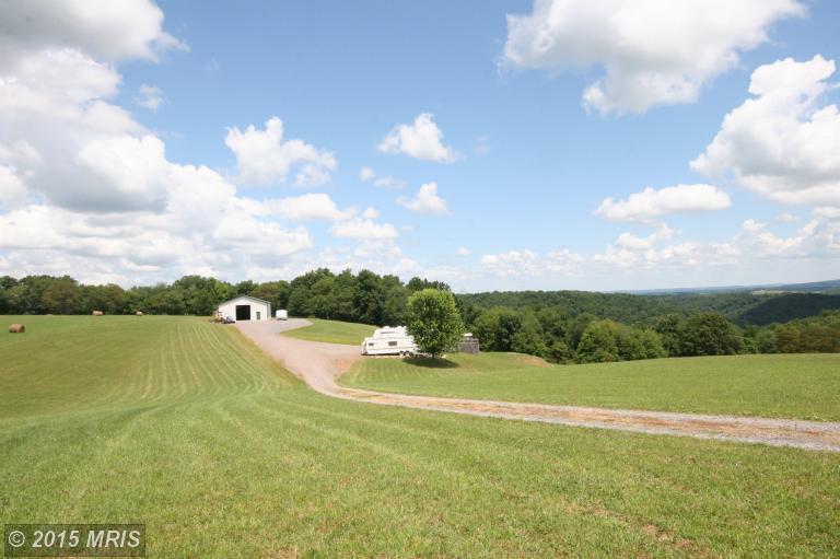 16.4 acres Friendsville, MD