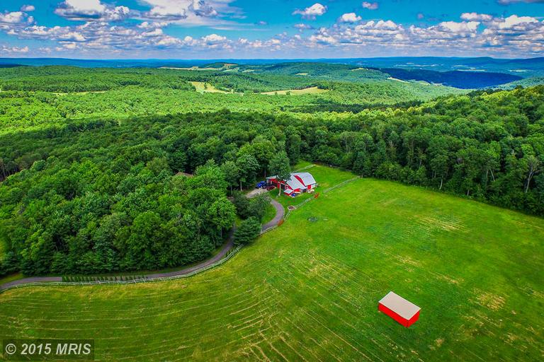 19.99 acres Friendsville, MD