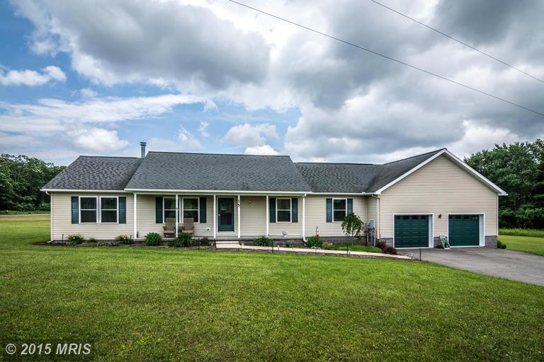 3.17 acres Swanton, MD